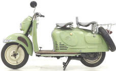Puch RL 125 Scooter